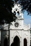 Église gothique Image stock