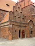 Église gothique Image libre de droits