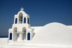 Église grecque Photographie stock