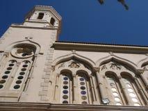 Église grecque Images stock