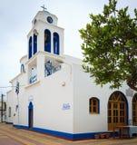 Église grecque Images libres de droits