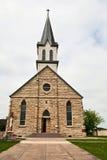 Église historique Photo stock