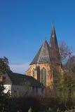 Église historique Photographie stock
