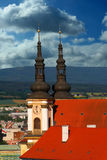 Église historique images libres de droits