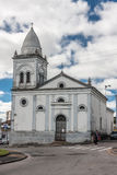 Église Itatiba Sao Paulo Images libres de droits