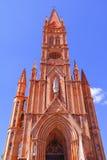 Église IV de Fatima Images libres de droits
