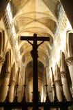 Église Jesus Christ Crucified Images libres de droits