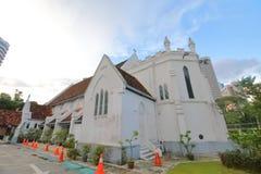 Église Kuala Lumpur Malaysia de cathédrale de St Marys image stock