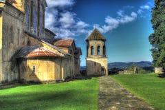 Église la Géorgie Photos stock