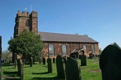 église Liverpool vigoureux Images libres de droits