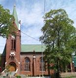 Église luthérienne évangélique de St Paul vladivostok Images stock