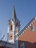Église luthérienne. Photos stock