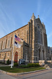 Église méthodiste Photo stock