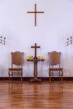 Église méthodiste Image stock