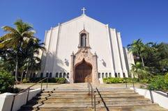 Église Méthodiste Unie de poing Photos stock