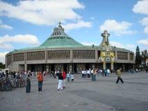 Église Mexico Guadalupe Virgin du Mexique Photo stock