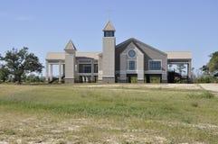 Église neuve dans Biloxi, Mississippi photo stock