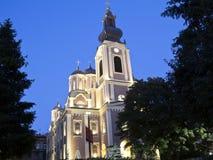 Église orthodoxe à Sarajevo Image libre de droits