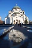 Église orthodoxe image libre de droits