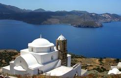 Église orthodoxe chrétienne grecque Image stock