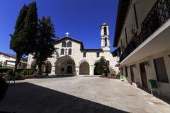 Église orthodoxe d'Antiochion à Antioche, Hatay, Turquie Image libre de droits