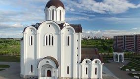 Église orthodoxe de l'icône de la mère de Dieu clips vidéos