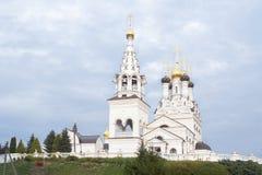 Église orthodoxe de la foi, l'espoir et la charité et leur mère Soph Photographie stock