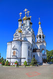 Église orthodoxe de Vera, de Nadezhda, de Lyubov et de mère de leur Sofia Photo stock
