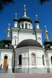 Église orthodoxe en Ukraine Photo stock