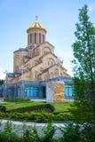 Église orthodoxe géorgienne Images libres de droits