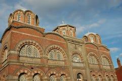 Église orthodoxe grecque Photo stock