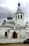 Église orthodoxe russe images libres de droits