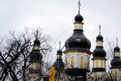 Église orthodoxe ukrainienne Photo stock