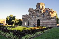 Église Pantocrator Christos dans Nessebar, Bulgarie image libre de droits