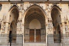 Église parisienne Photos stock
