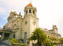 Église paroissiale Image libre de droits