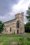 Église paroissiale de Beeston Photo libre de droits