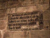 Église paroissiale de St Mary's dans Alderley bas Cheshire photos stock