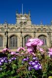 Église paroissiale de Wigan Photographie stock libre de droits