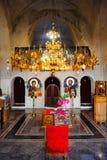 Église pittoresque dans Monténégro Photos libres de droits