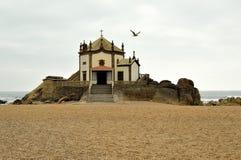 Église portugaise Image stock