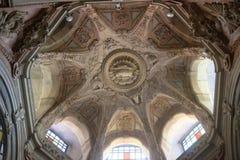 Église portugaise - histoire et art du Portugal photographie stock libre de droits