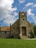 Église presbytérienne de montagne d'ardoise Image stock