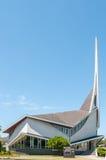 Église reformée par Néerlandais Oostersee dans Bellville Images libres de droits