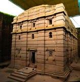Église roche-taillée par Bete Amanuel, Lalibela, Ethiopie photo libre de droits