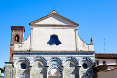 Église romaine Photographie stock libre de droits