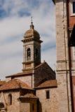 Église romaine image libre de droits