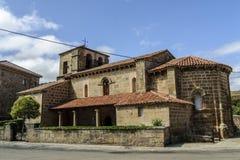 Église romane Photos libres de droits