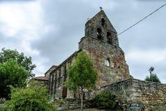 Église romane Images libres de droits