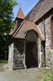 Église rurale Photographie stock libre de droits
